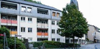 Das Ellen-Scheuner-Haus in Altena.