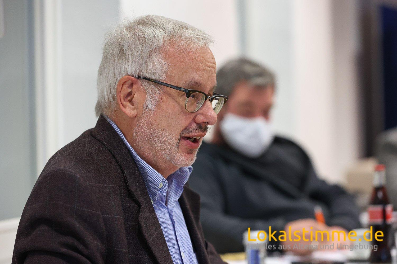 """""""Mir ist das Anliegen nicht klar geworden"""", entgegnete Karlheinz Kühn für die CDU"""